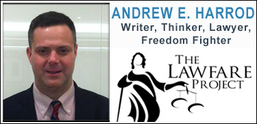 Andrew Harrod, The Lawfare Project