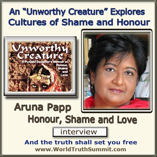 Aruna Papp - Honour, Shame, Love - Honor Cultures