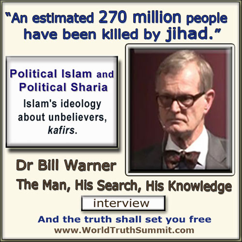 Bill Warner - Political Islam, Political Sharia