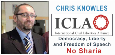 Chris Knowles - Freedom of Speech, Anti Sharia, Muslim Beliefs