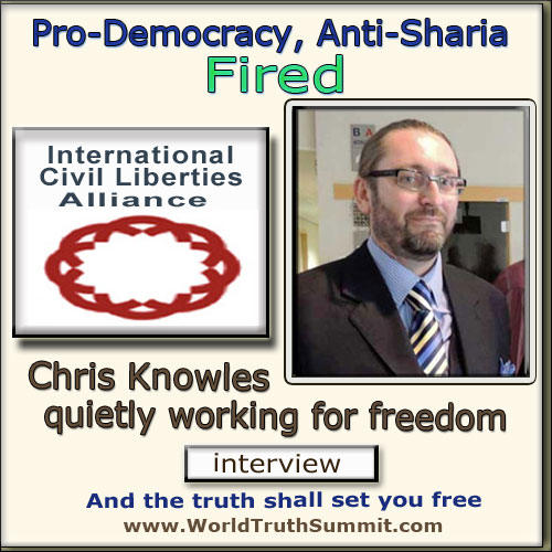 Chris Knowles - ICLA - anti sharia law