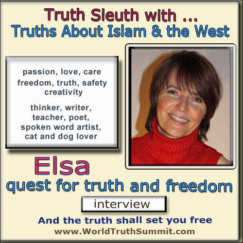 Elsa - truth about Islam and freedom of speech