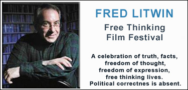 Fred Litwin, Free Thinking Film Festival