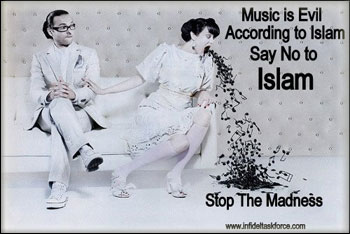 Islam against Music