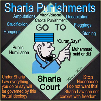 Freedom Annie - Sharia Punishments