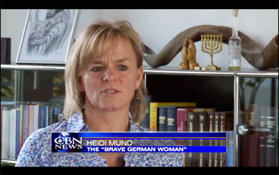 Heidi Mund - TV interview