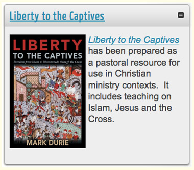 Mark Durie - Liberty to the Captives