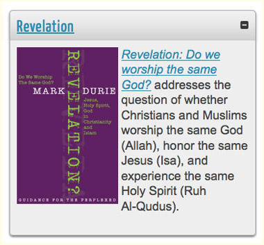 Mark Durie-Revelation