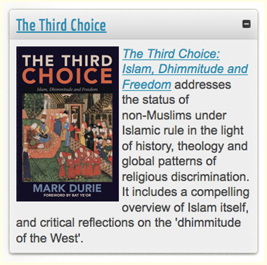 Mark Durie - The Third Choice