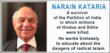 Narain Kataria - Hindu Rights vs Islamic Terrorism