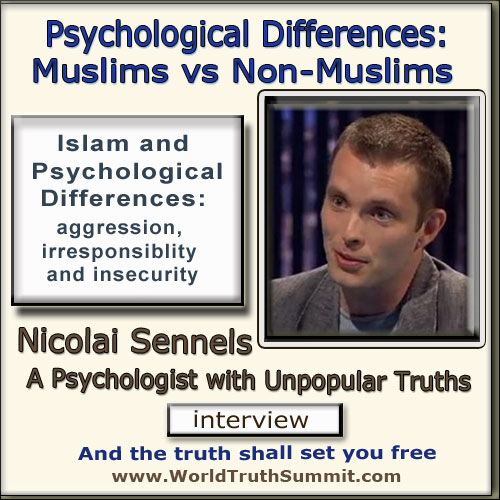 Nicolai Sennels - Muslim Psychology