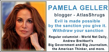 Pamela Geller, AtlasShrugs