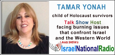 Tamar Yonah, talk show host - Israel and the West