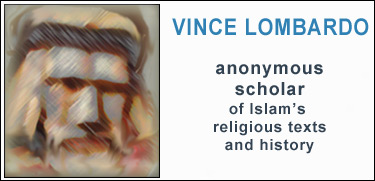 Vince Lombardo, scholar of Islamic religion, culture and history